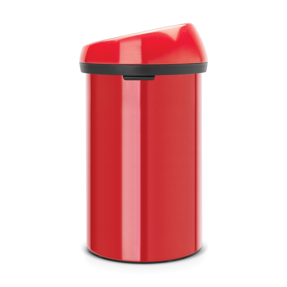 Кош за смет Brabantia Touch Bin 60L, Passion Red (2)