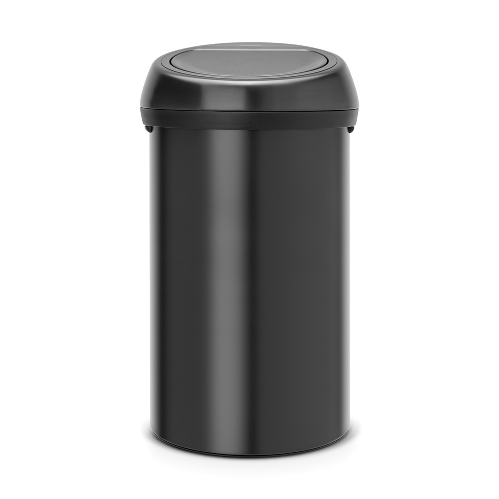 Кош за смет Brabantia Touch Bin 60L, Matt Black