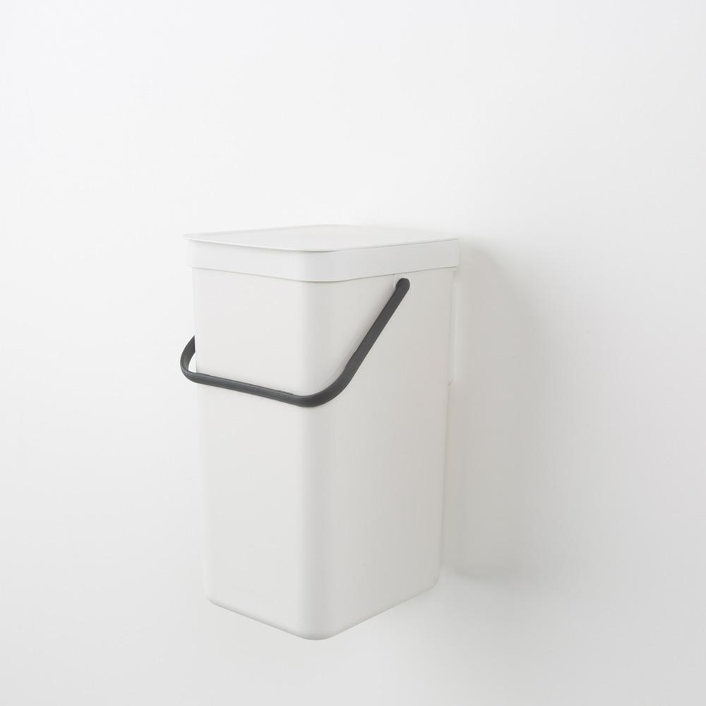 Кош за смет за разделно събиране Brabantia Sort&Go 16L, White(7)