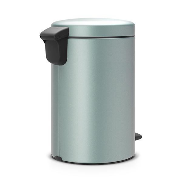 Кош за смет с педал Brabantia NewIcon 12L, Metallic Mint(2)