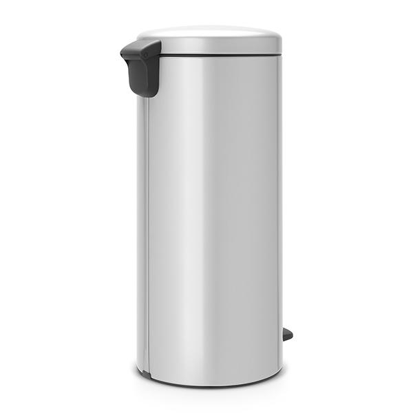Кош за смет с педал Brabantia NewIcon 30L, Metallic Grey(2)