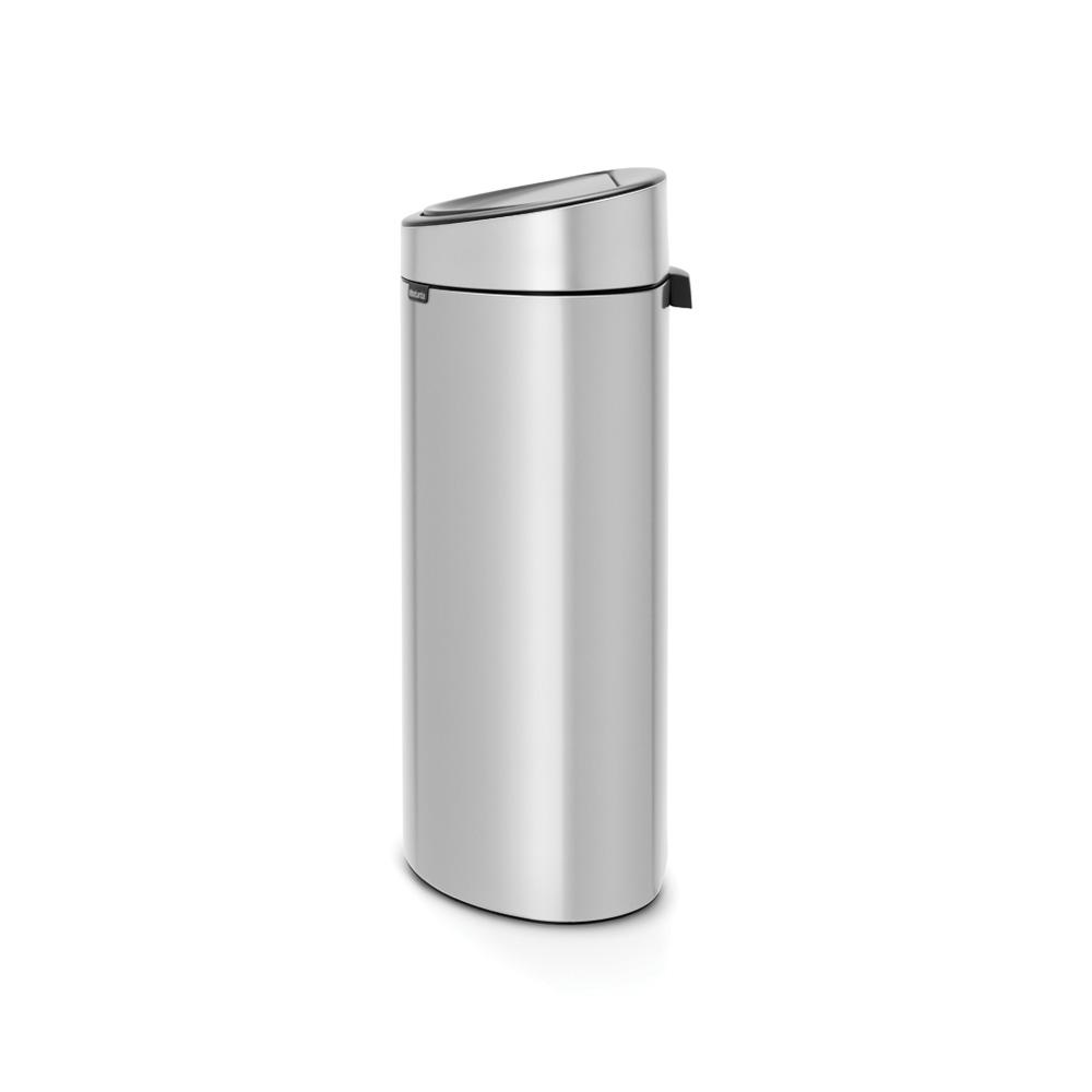 Кош за смет Brabantia Touch Bin New 40L, Metallic Grey(1)