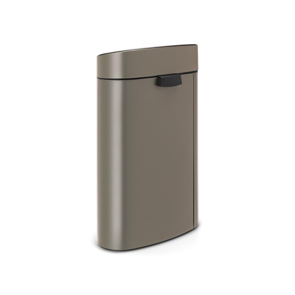 Кош за смет Brabantia Touch Bin New 40L, Platinum(2)