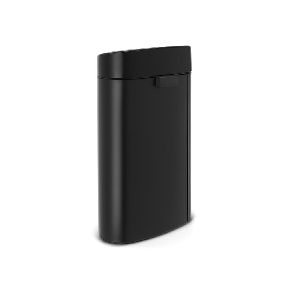 Кош за смет Brabantia Touch Bin New 40L, Matt Black(2)