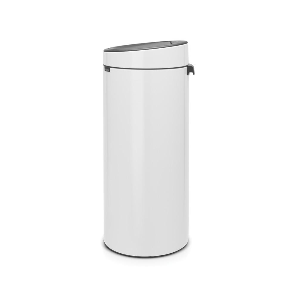 Кош за смет Brabantia Touch Bin New 30L, White(1)
