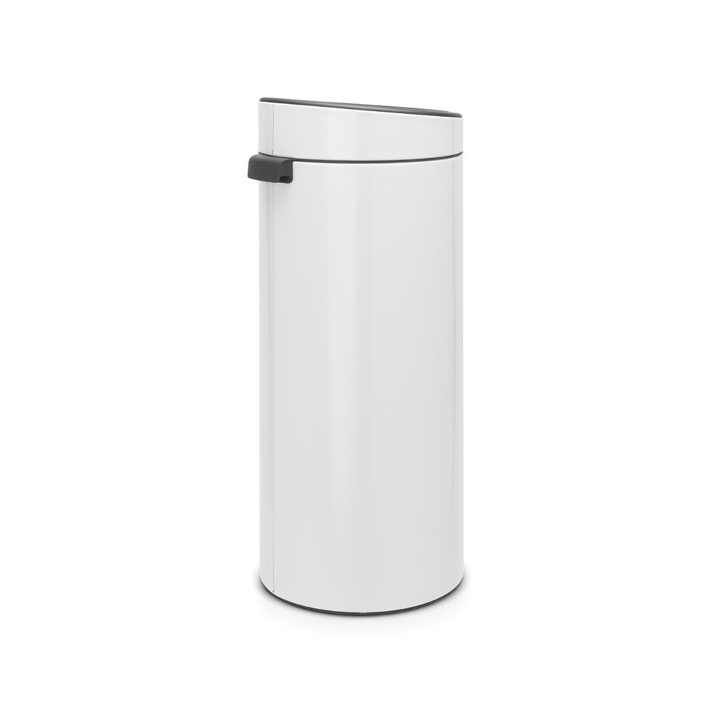Кош за смет Brabantia Touch Bin New 30L, White(2)