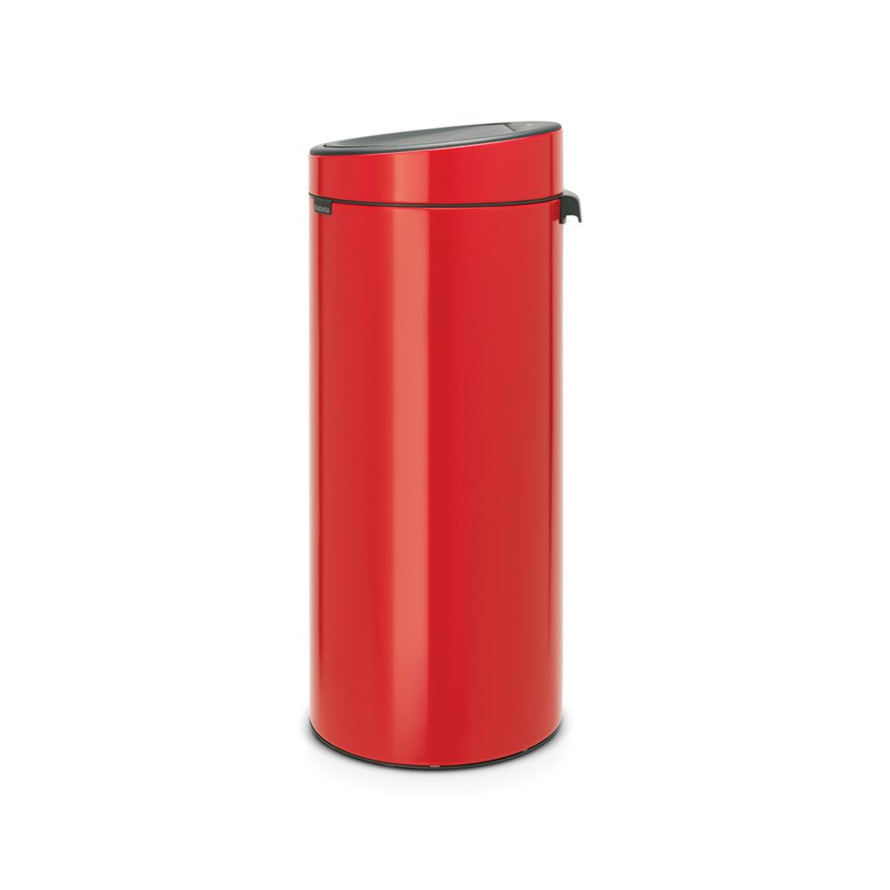 Кош за смет Brabantia Touch Bin New 30L, Passion Red(1)