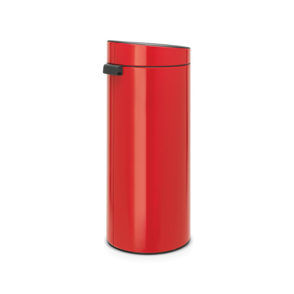 Кош за смет Brabantia Touch Bin New 30L, Passion Red(2)