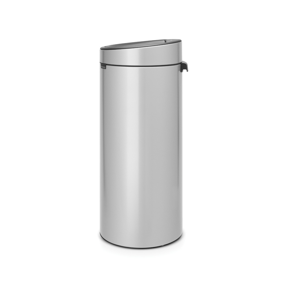 Кош за смет Brabantia Touch Bin New 30L, Metallic Grey(1)