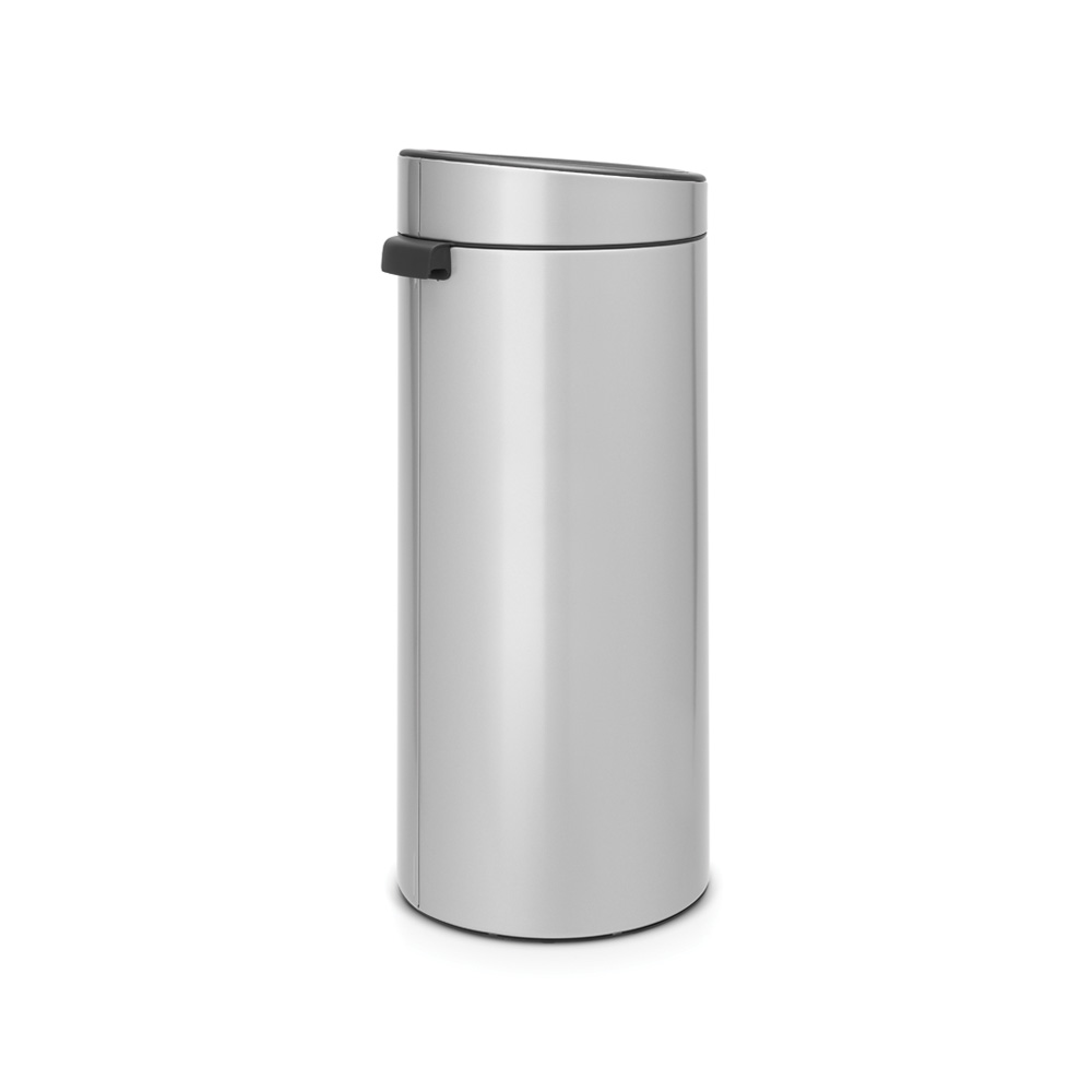 Кош за смет Brabantia Touch Bin New 30L, Metallic Grey(2)