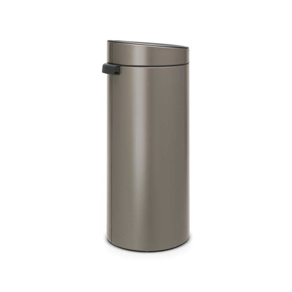 Кош за смет Brabantia Touch Bin New 30L, Platinum(2)