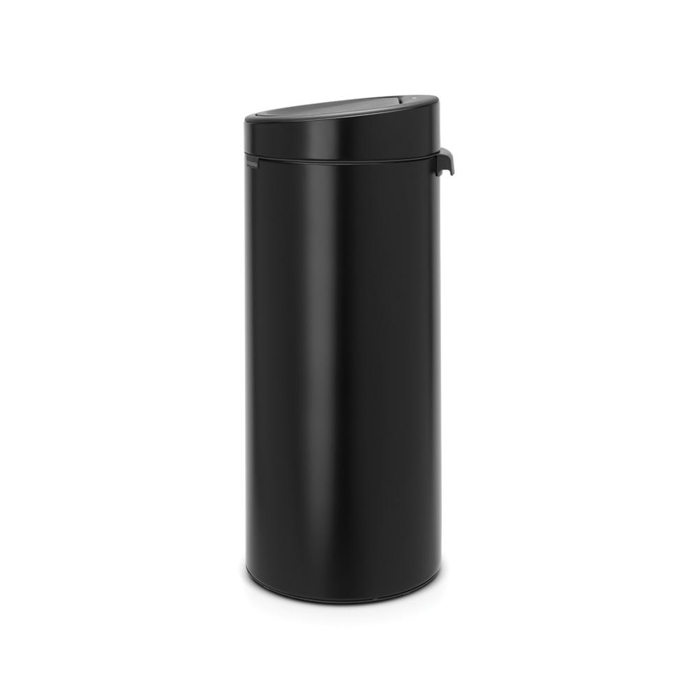 Кош за смет Brabantia Touch Bin New 30L, Matt Black(1)