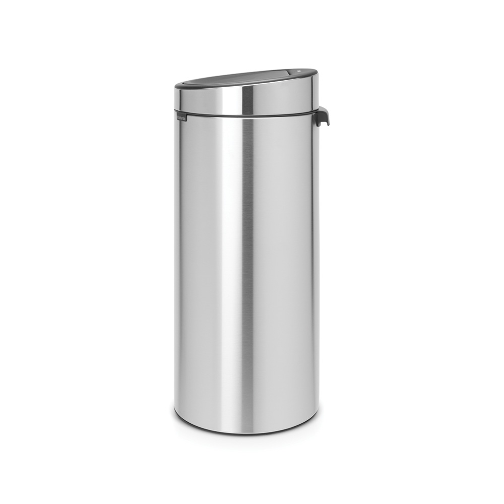 Кош за смет Brabantia Touch Bin New 30L, Matt Steel(1)