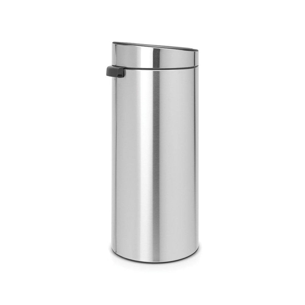 Кош за смет Brabantia Touch Bin New 30L, Matt Steel(2)