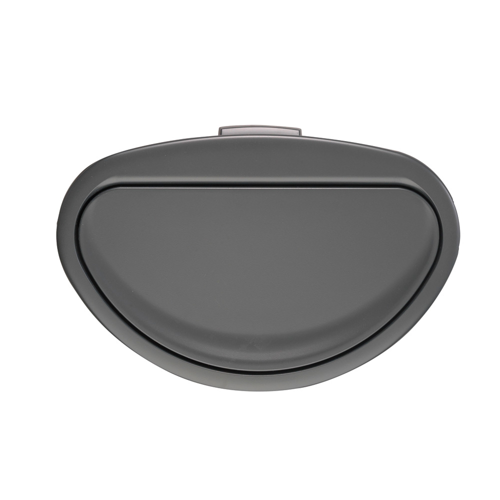 Кош за смет Brabantia Touch Bin New 40L, Metallic Grey, капак металик(3)