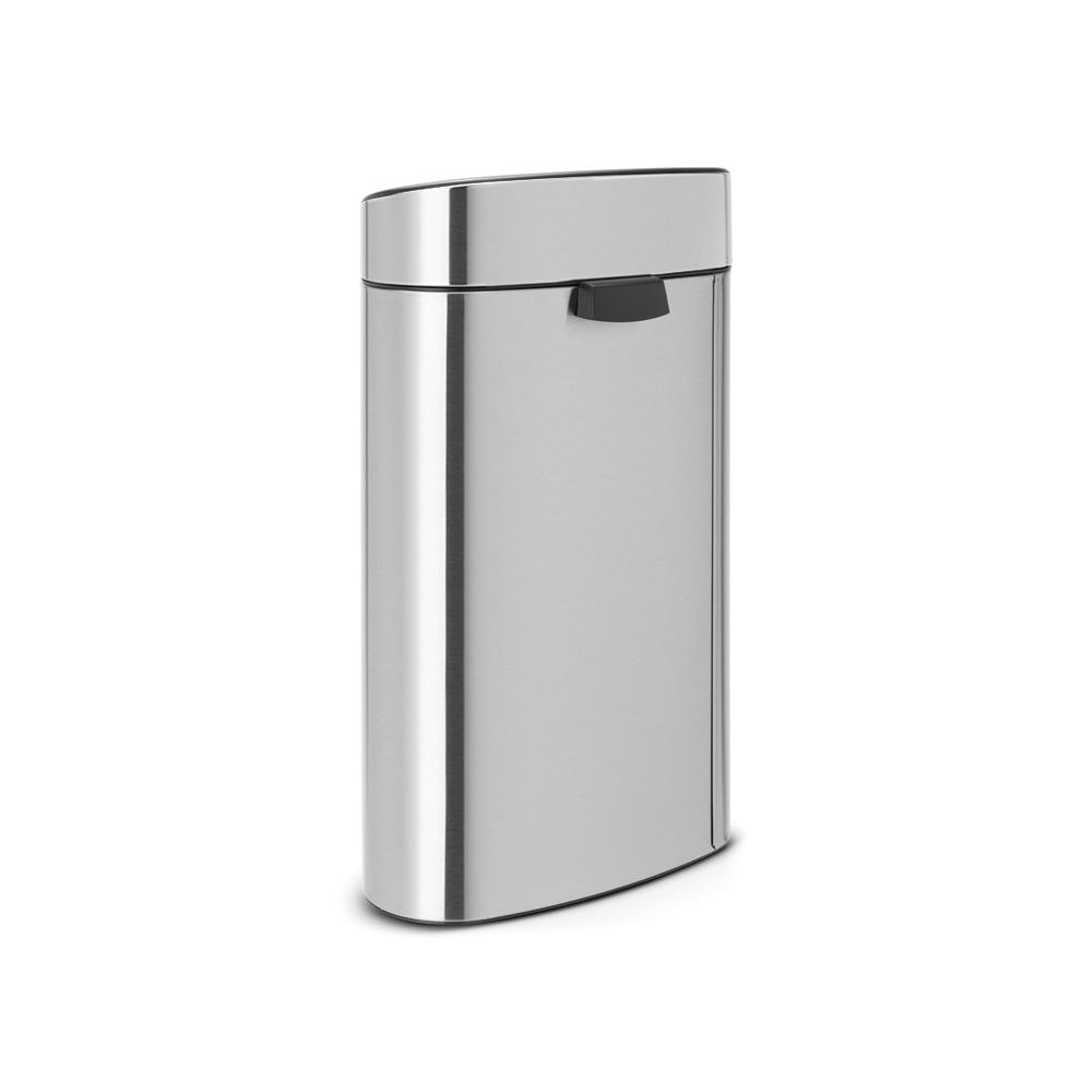 Кош за смет Brabantia Touch Bin New 40L, Matt Steel(2)