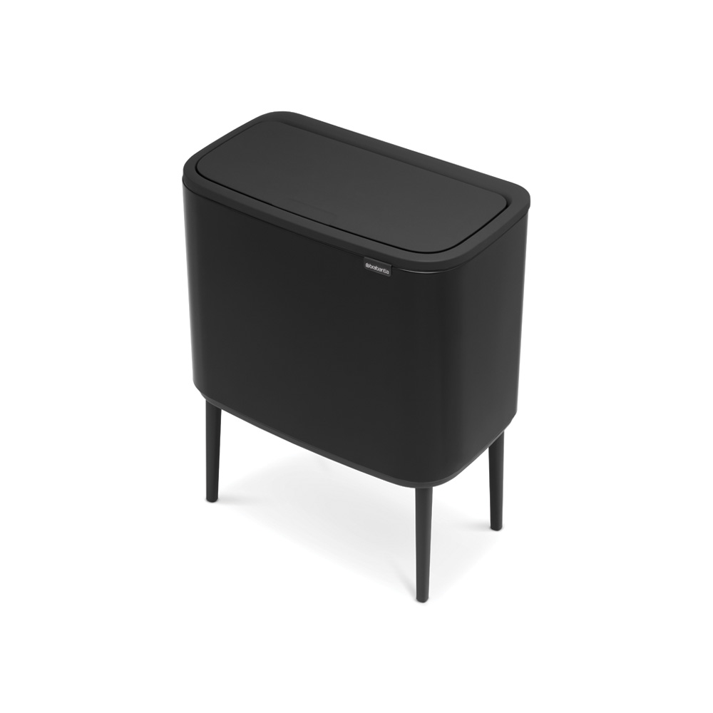 Кош за смет Brabantia Bo Touch 36L, Matt Black(3)