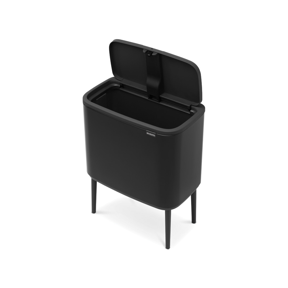 Кош за смет Brabantia Bo Touch 36L, Matt Black(4)