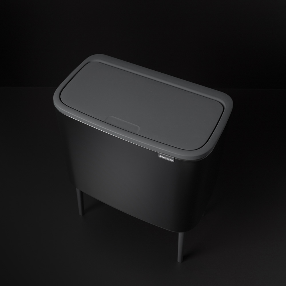 Кош за смет Brabantia Bo Touch 36L, Matt Black(5)