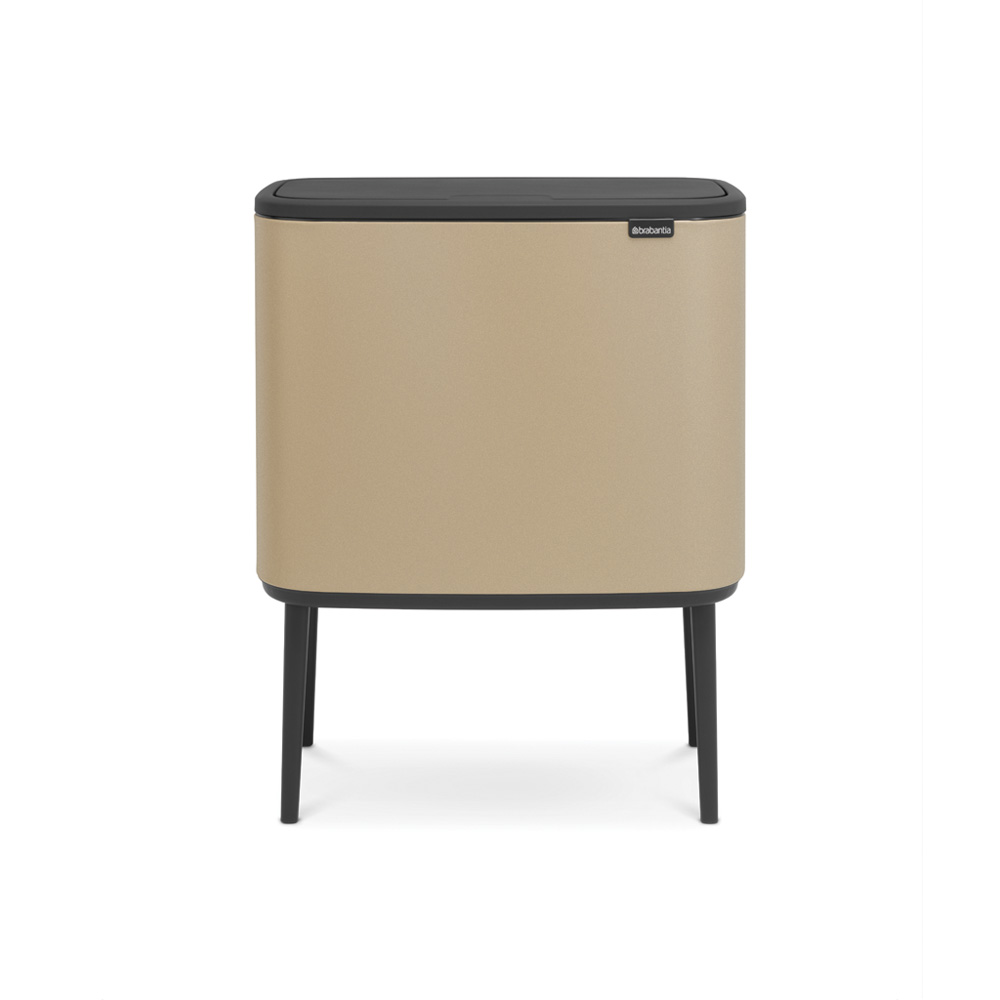 Кош за смет Brabantia Bo Touch 36L, Golden Beach
