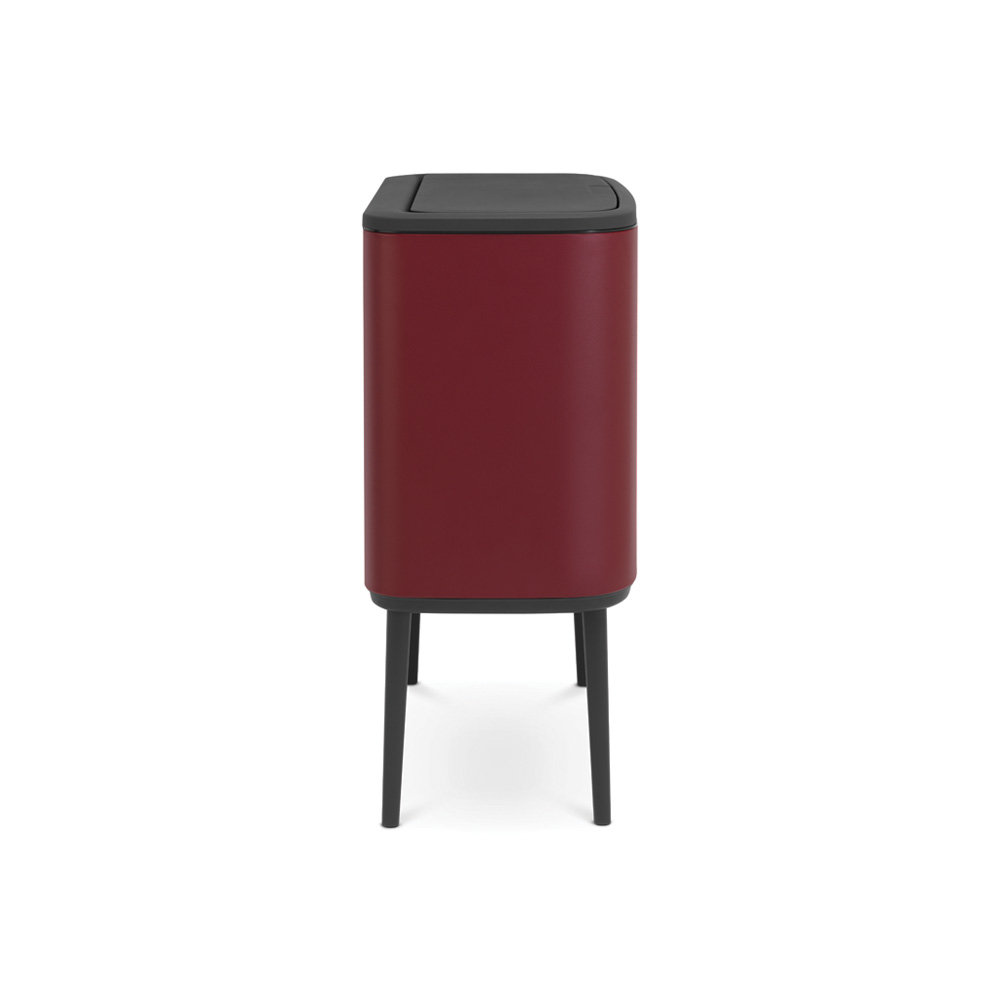 Кош за смет Brabantia Bo Touch 36L, Mineral Windsor Red(3)