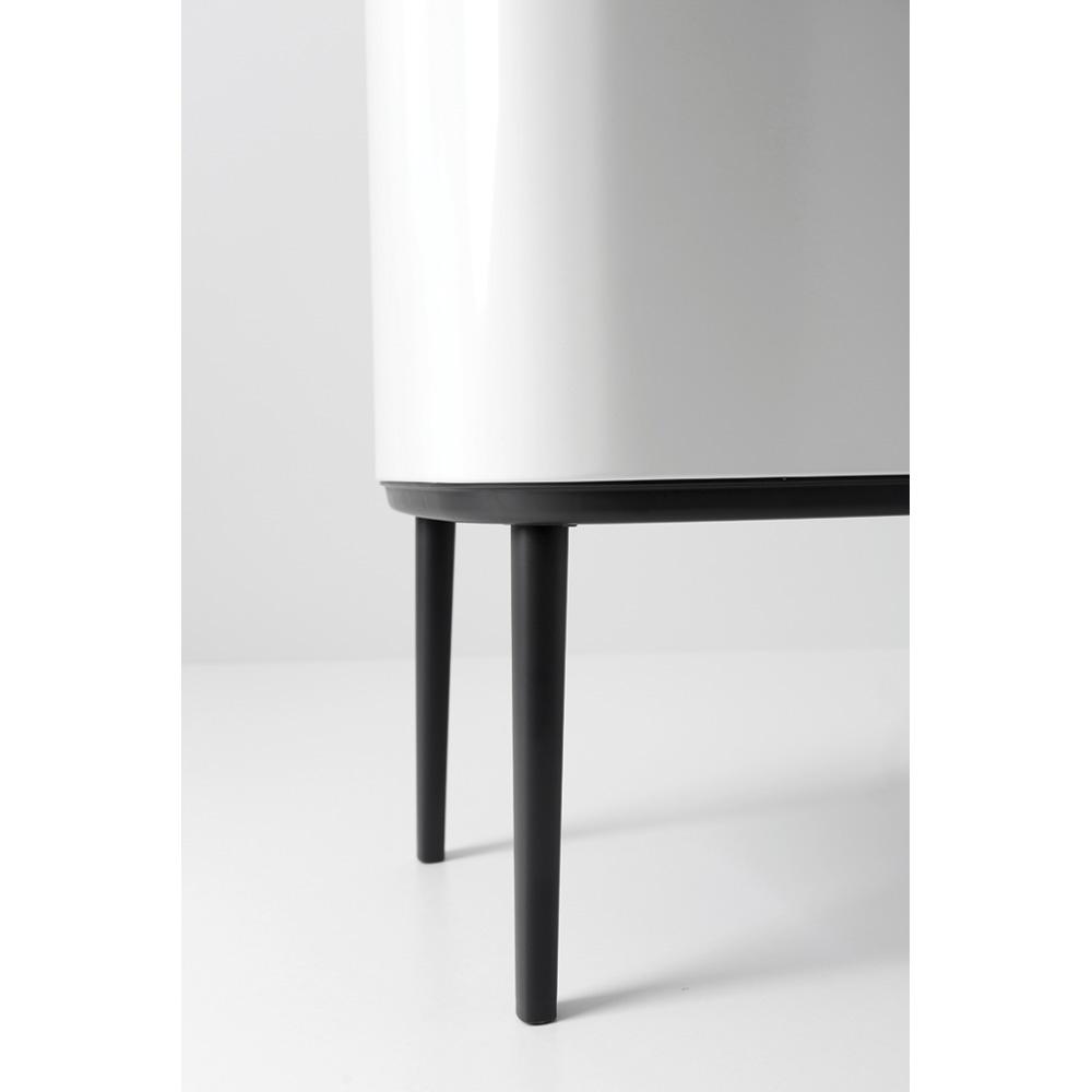 Кош за смет Brabantia Bo Touch 11/23L, White(6)