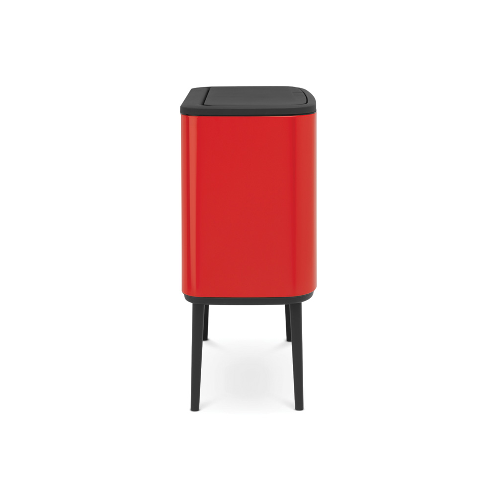 Кош за смет Brabantia Bo Touch 11+23L, Passion Red(4)