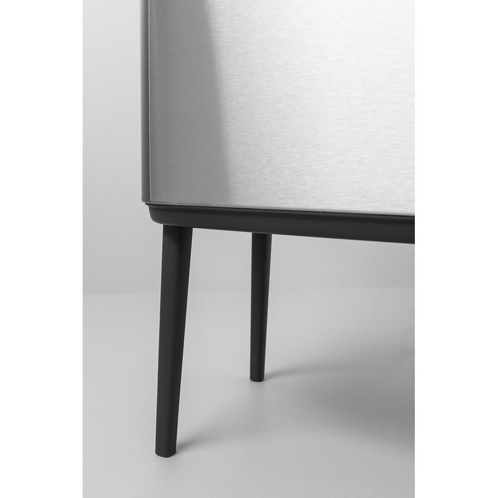 Кош за смет Brabantia Bo Touch 11/23L, Matt Steel Fingerprint Proof(8)