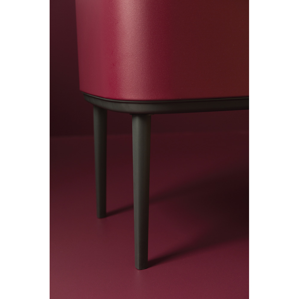 Кош за смет Brabantia Bo Touch 11+23L, Mineral Windsor Red(7)