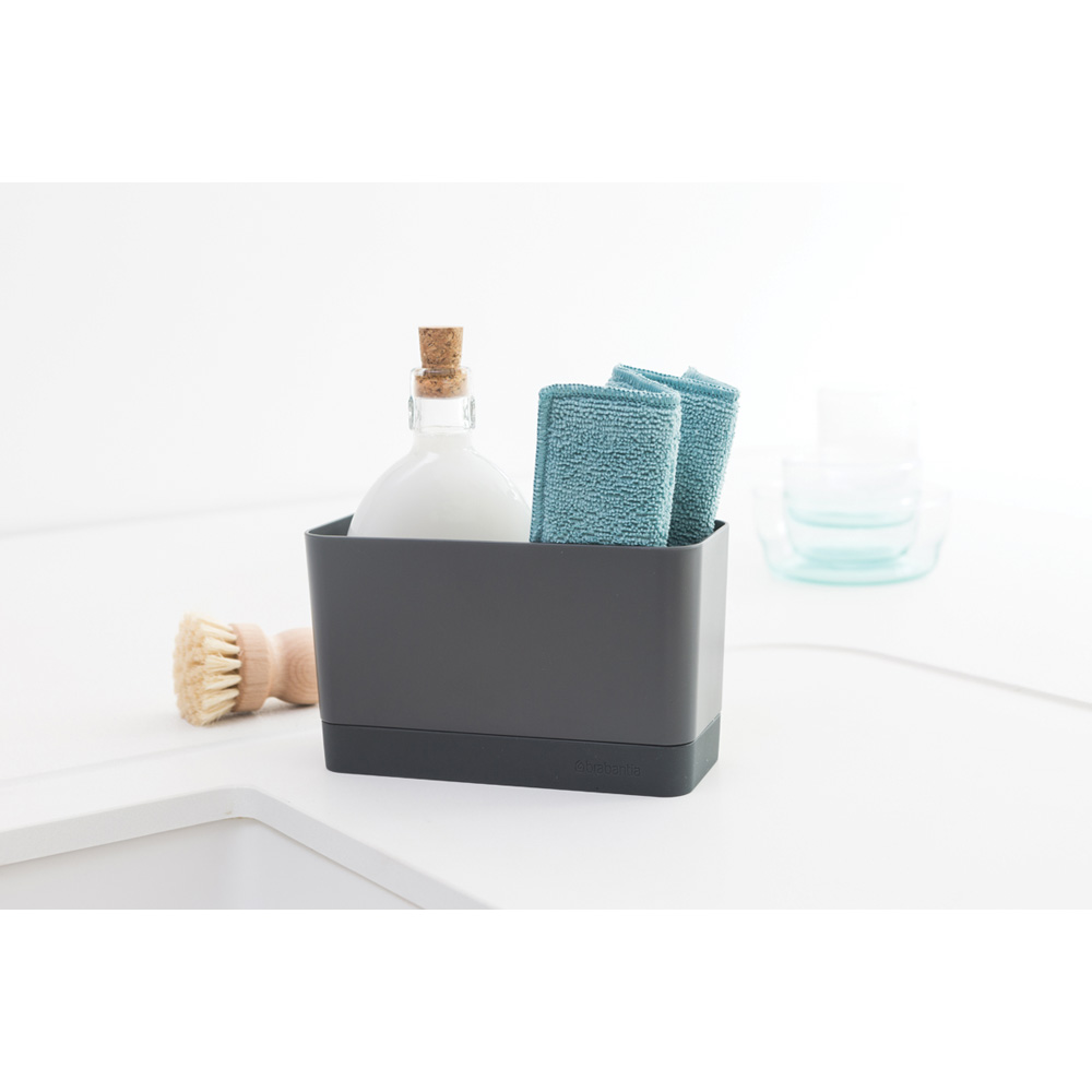 Органайзер за мивка Brabantia Dark Grey(9)