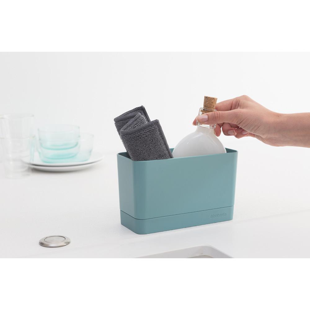 Органайзер за мивка Brabantia Mint(6)