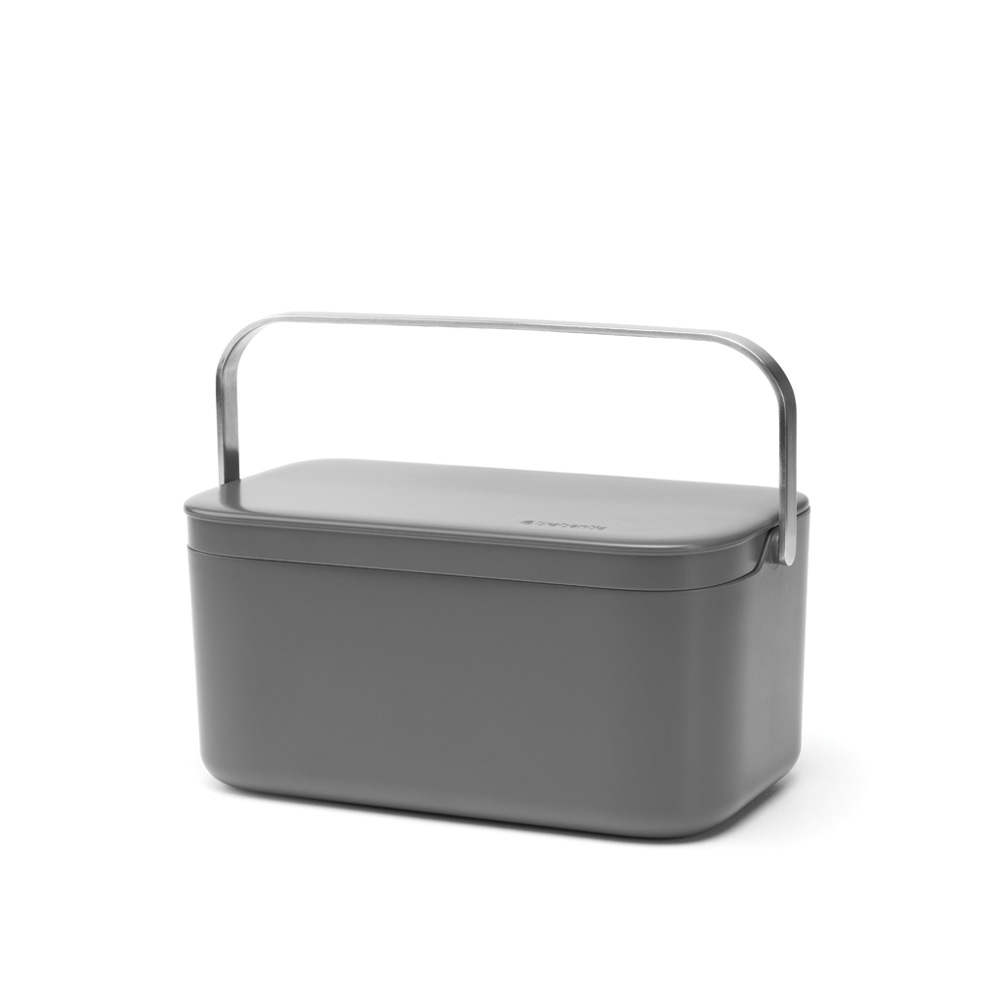 Кутия за хранителни отпадъци Brabantia Dark Grey(1)