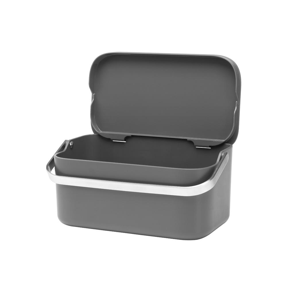 Кутия за хранителни отпадъци Brabantia Dark Grey(3)