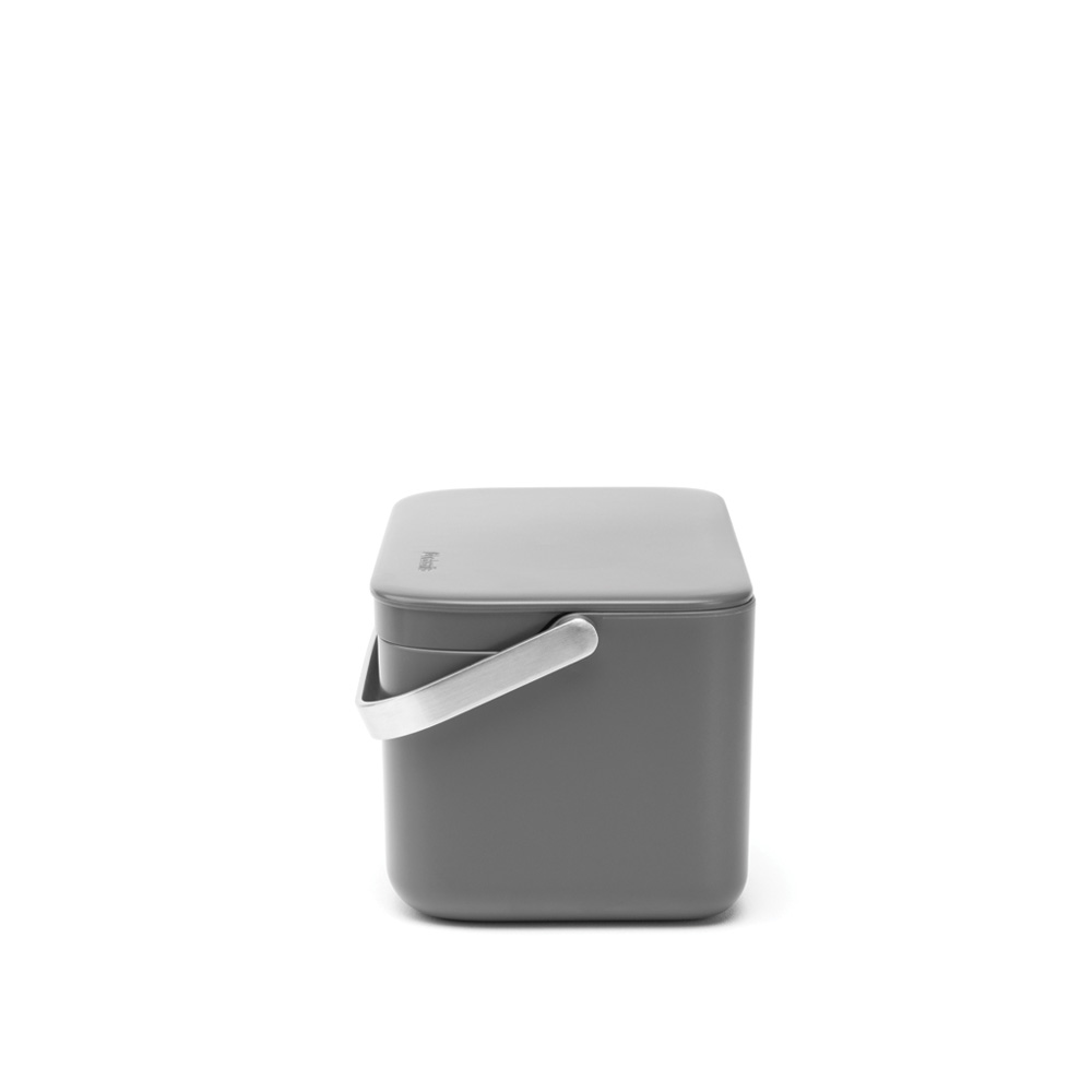Кутия за хранителни отпадъци Brabantia Dark Grey(4)