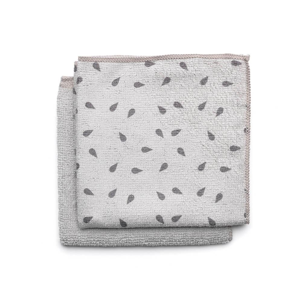 Микрофибърни кърпи Brabantia Light Grey, 2 броя(1)