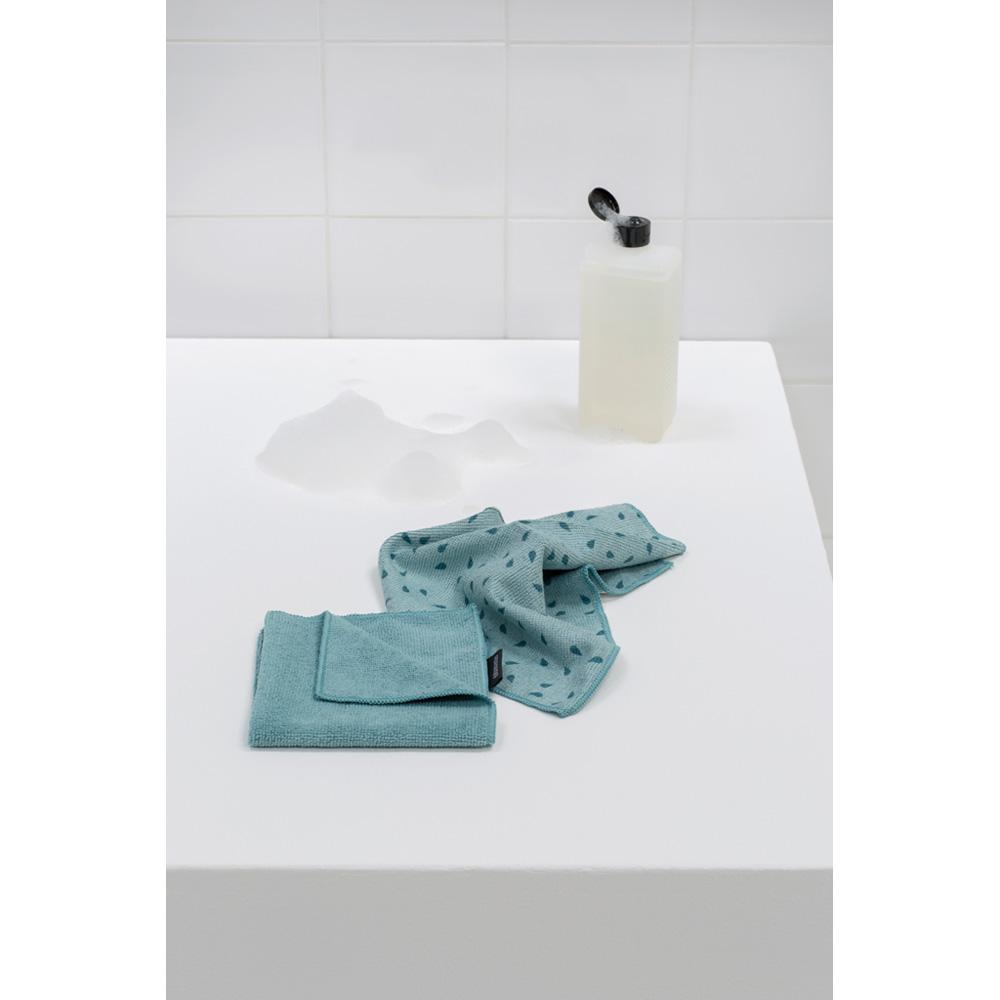 Микрофибърни кърпи Brabantia Mint, 2 броя(5)
