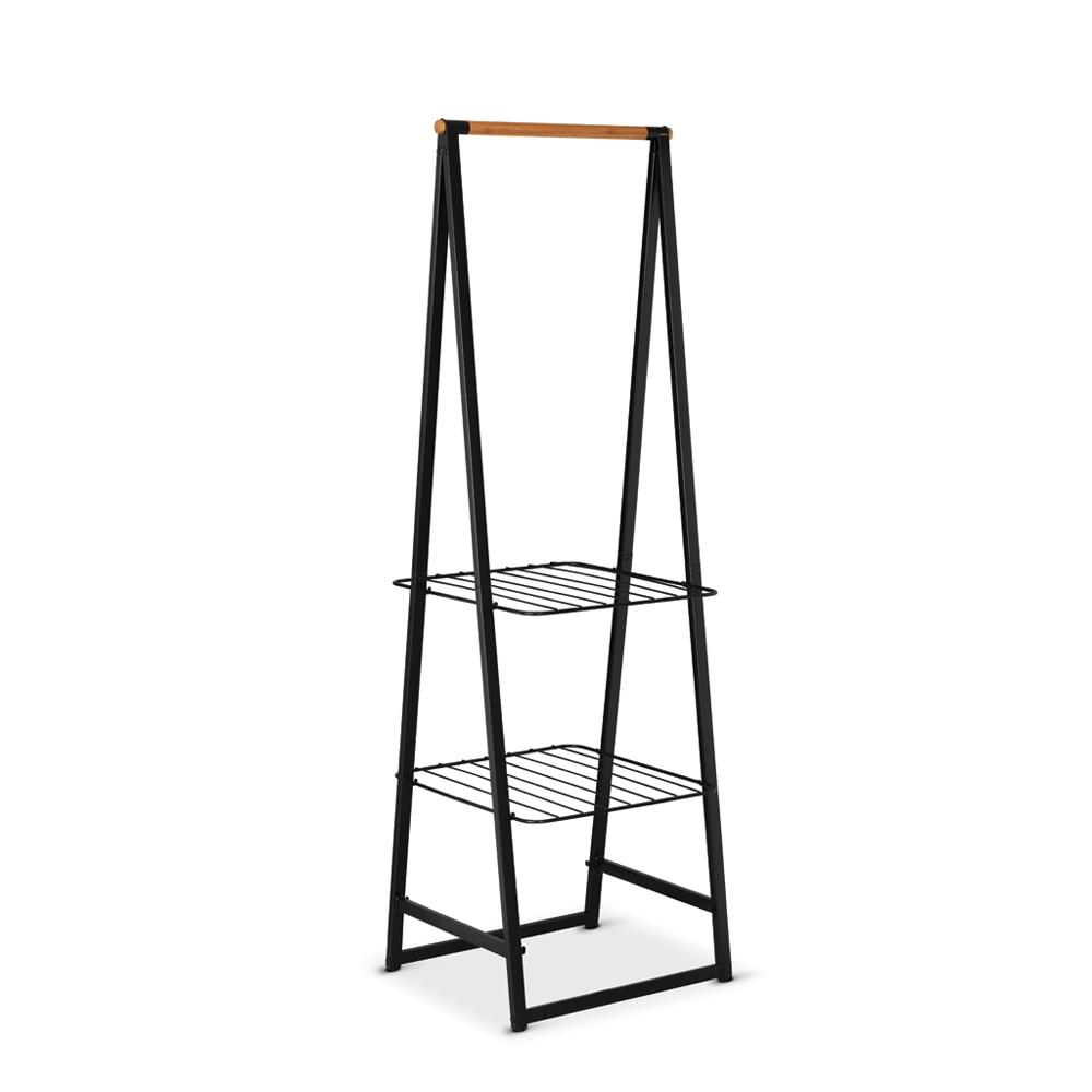 Многофункционална мебел Brabantia Linn Black, компактна