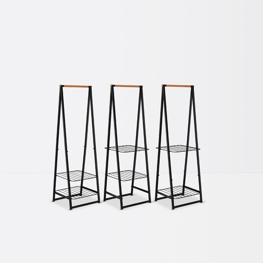 Многофункционална мебел Brabantia Linn Black, компактна(1)