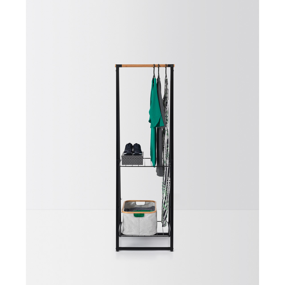 Многофункционална мебел Brabantia Linn Black, компактна(5)