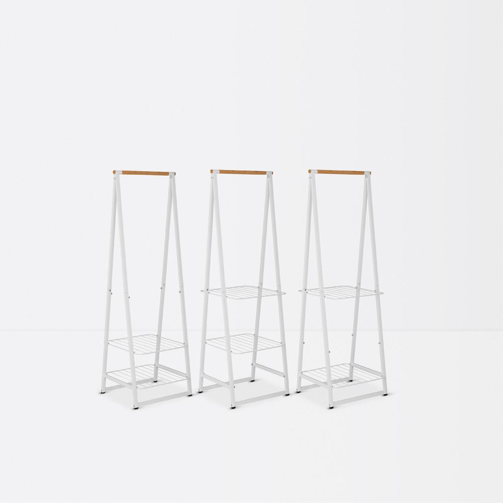Многофункционална мебел Brabantia Linn White, компактна(1)