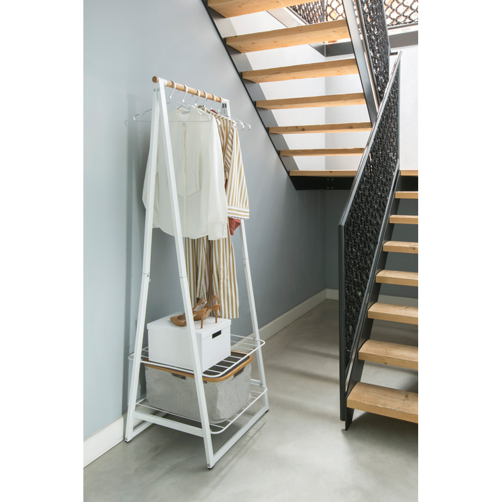 Многофункционална мебел Brabantia Linn White, компактна(4)