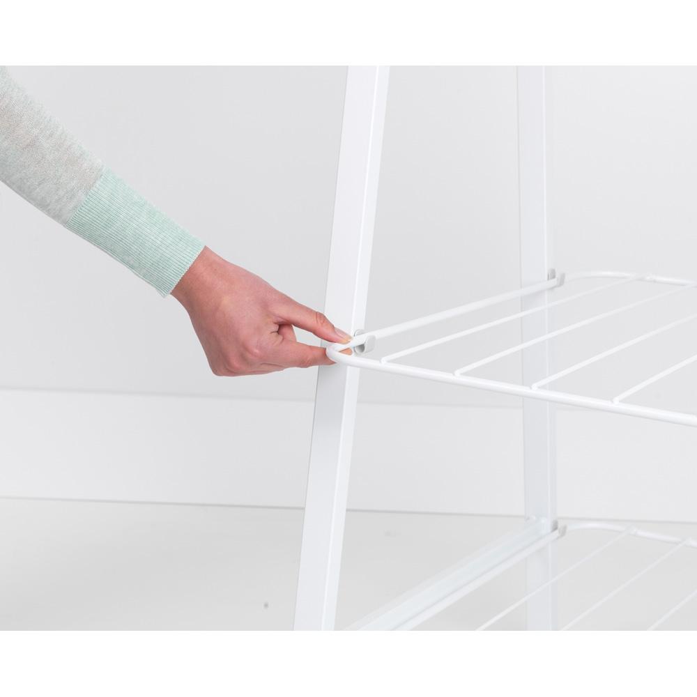 Многофункционална мебел Brabantia Linn White, компактна(8)