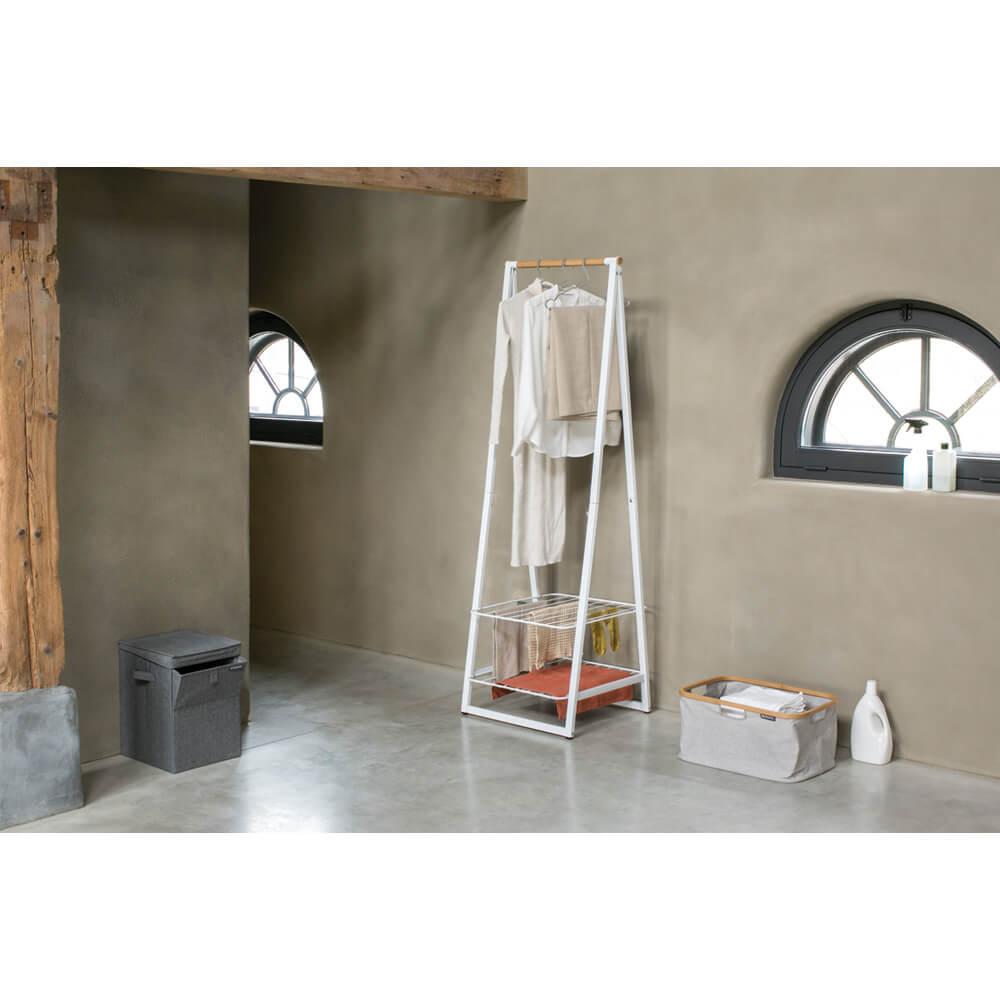Многофункционална мебел Brabantia Linn White, компактна(9)