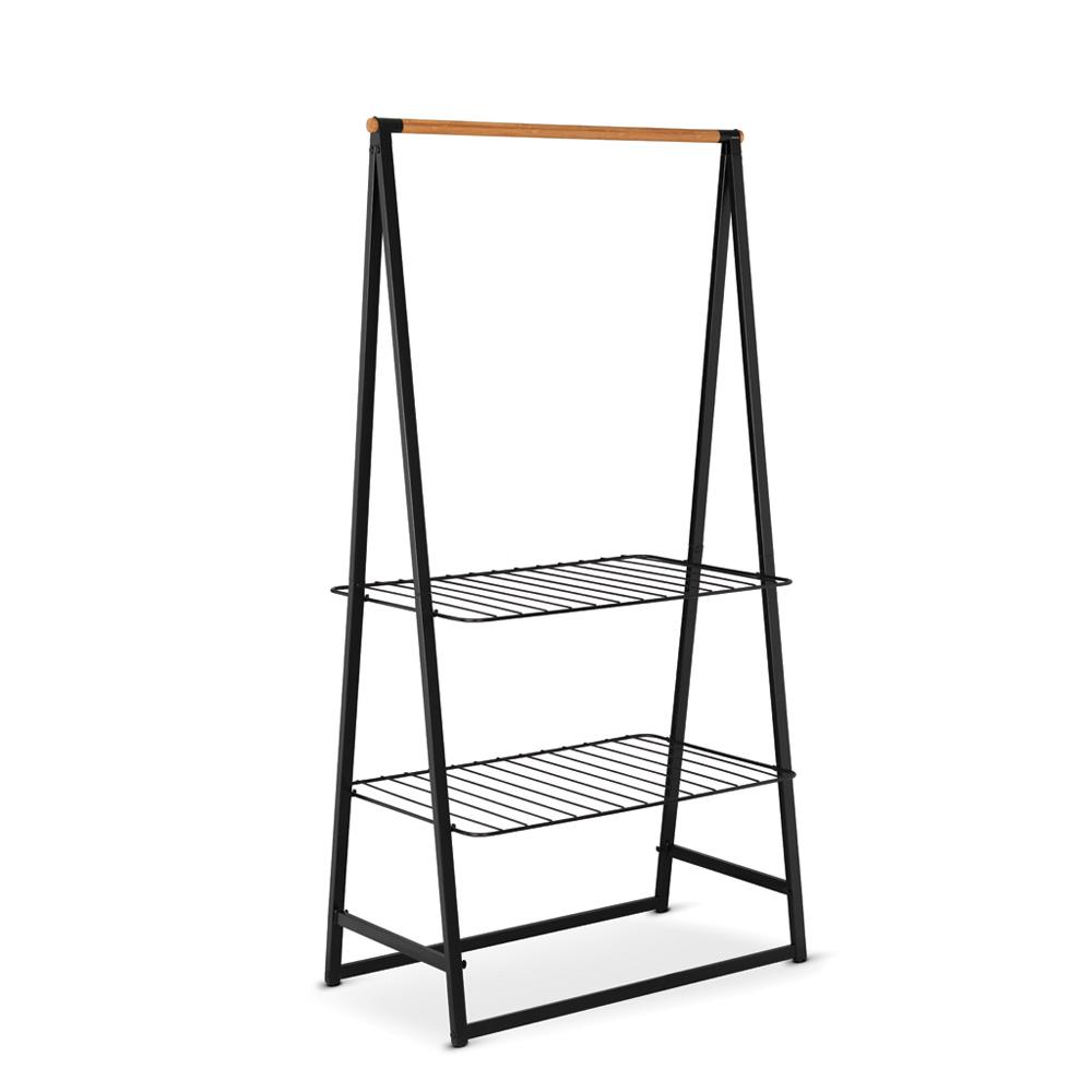 Многофункционална мебел Brabantia Linn Black, голяма