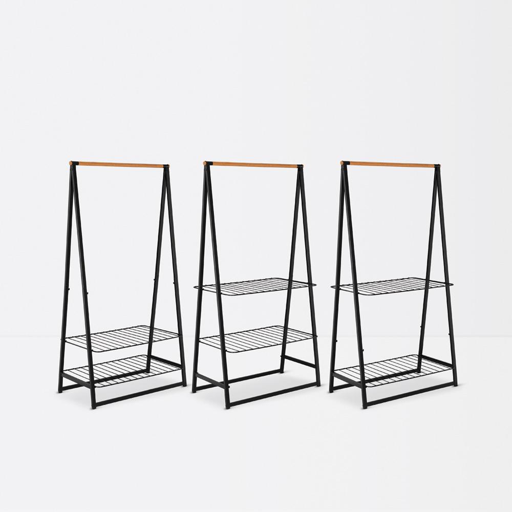 Многофункционална мебел Brabantia Linn Black, голяма(1)