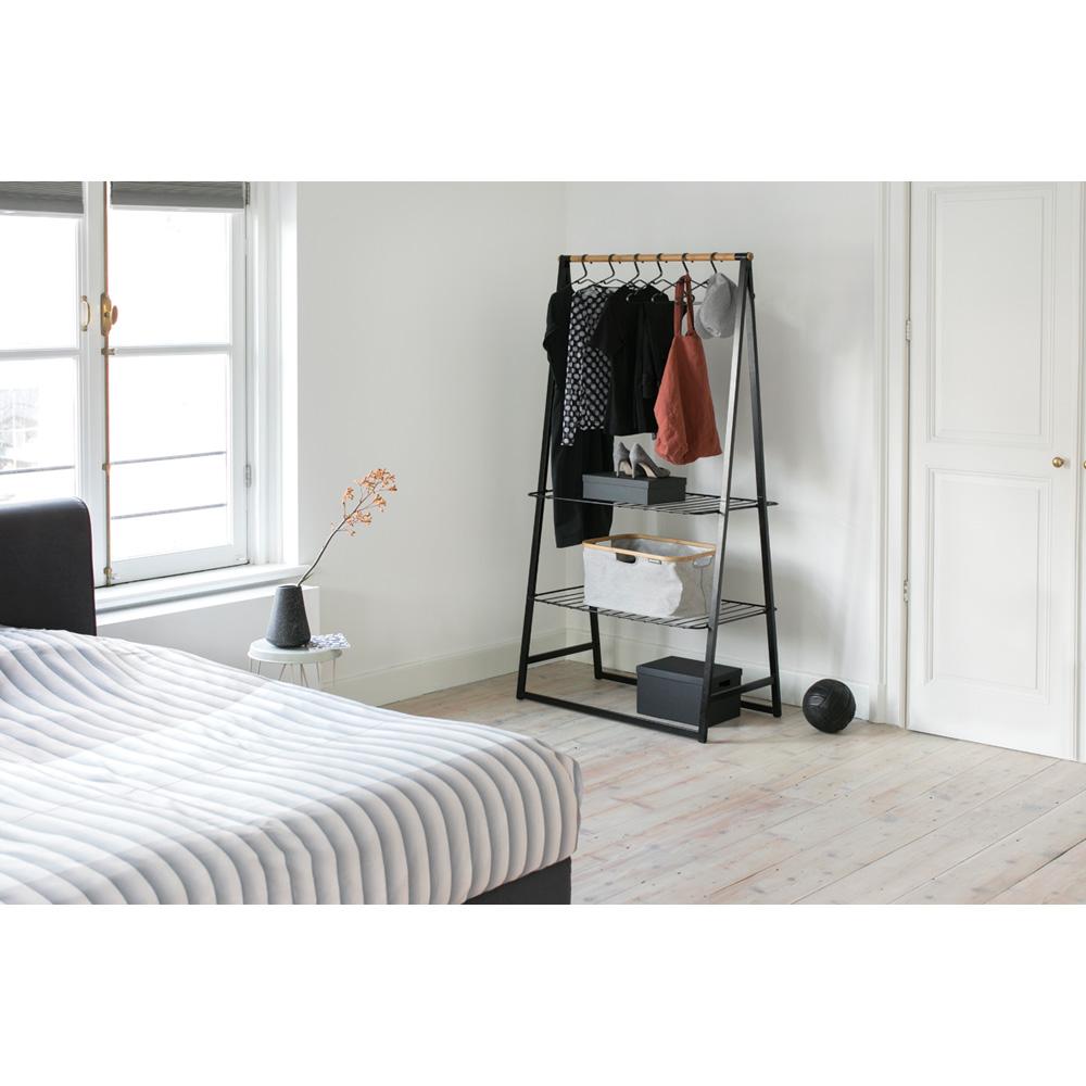 Многофункционална мебел Brabantia Linn Black, голяма(10)