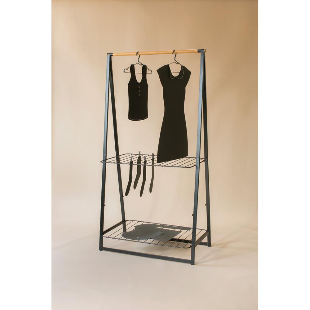 Многофункционална мебел Brabantia Linn Black, голяма(4)