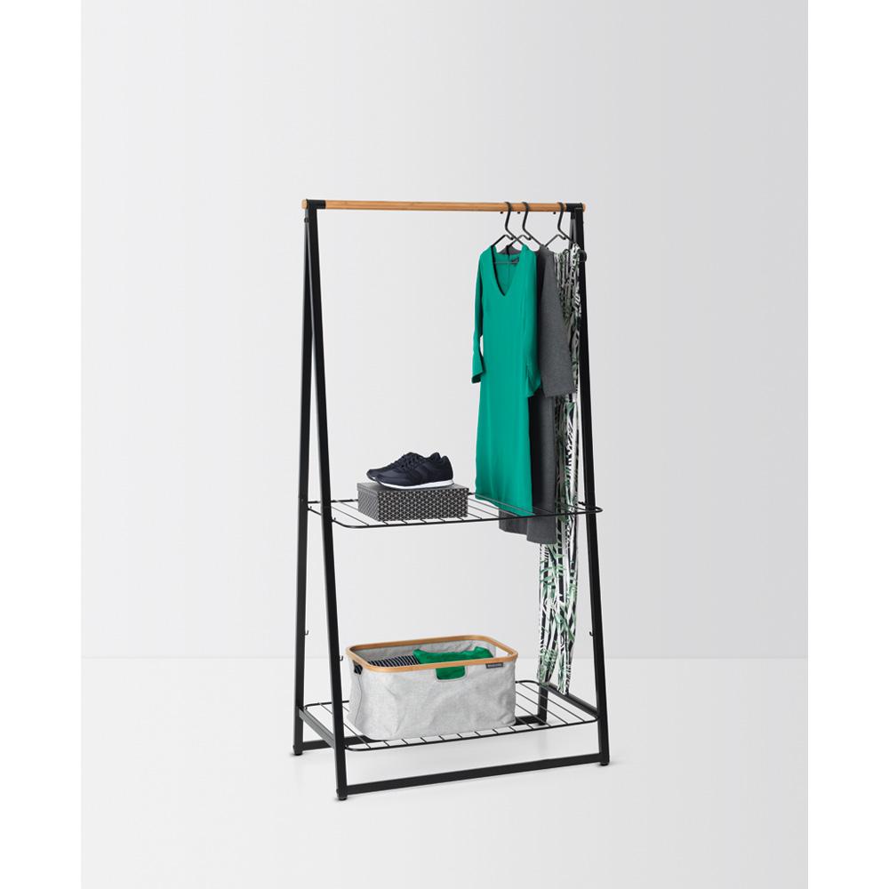 Многофункционална мебел Brabantia Linn Black, голяма(6)