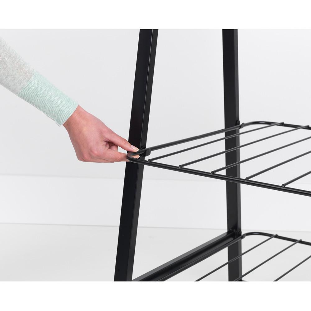 Многофункционална мебел Brabantia Linn Black, голяма(9)