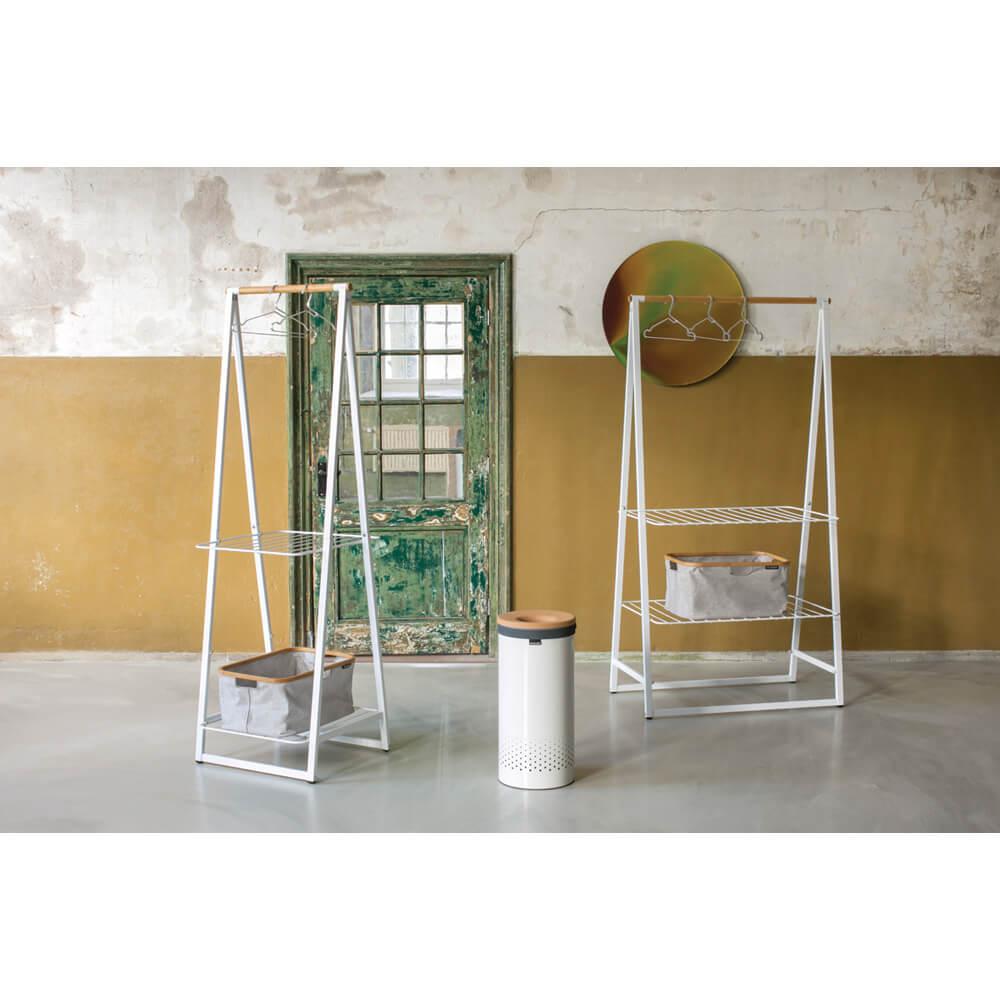Многофункционална мебел Brabantia Linn White, голяма(12)